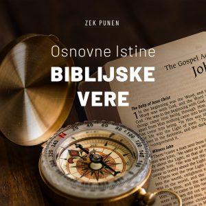 Osnovne istine biblijske vere - Zek Punen